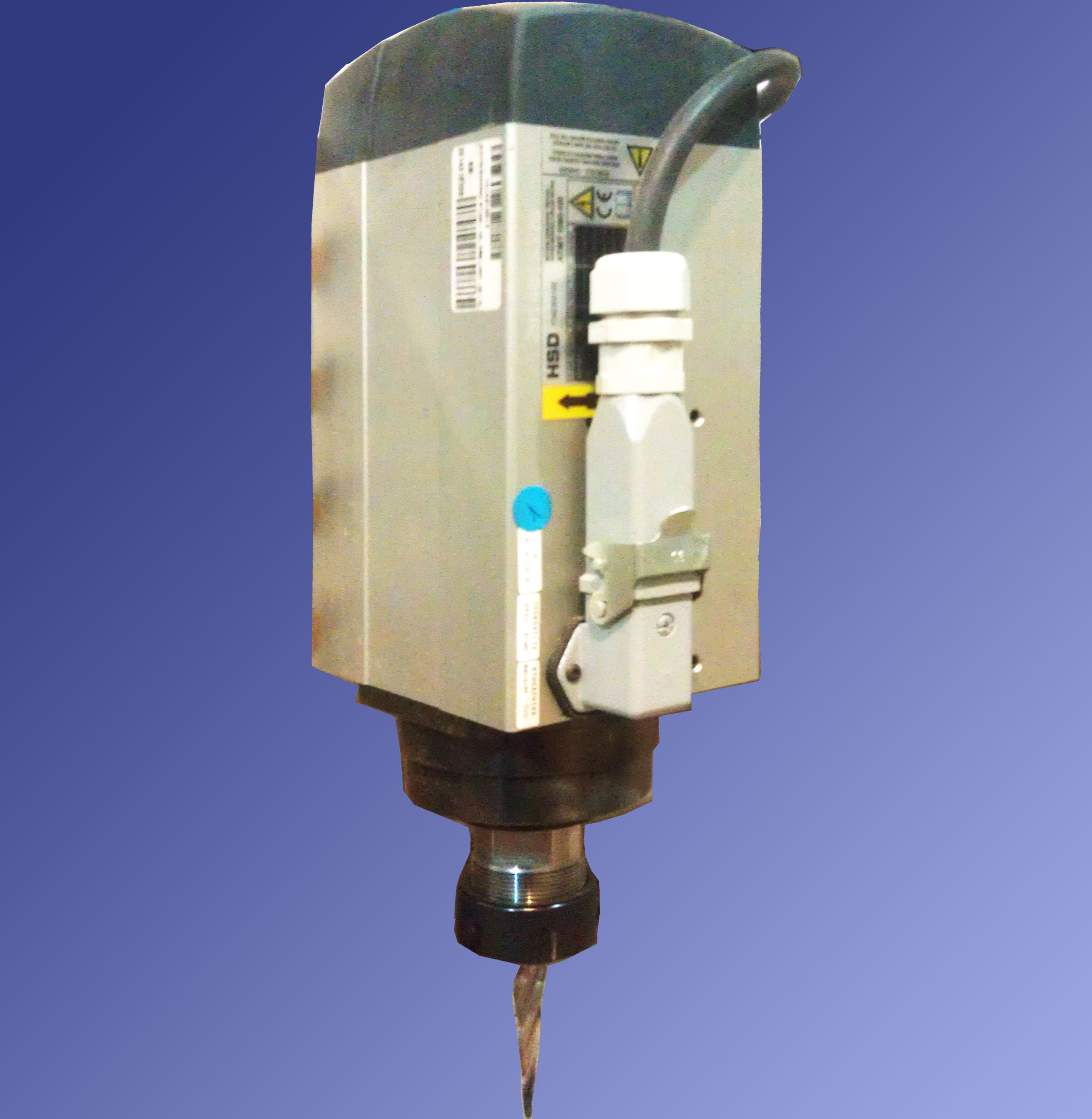 اسپیندل موتورSpindle motor
